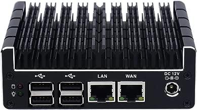 Firewall Appliance with 2X Intel Gigabit Ports, Dual Core Celeron, AES-NI, 8GB RAM, 120GB mSATA