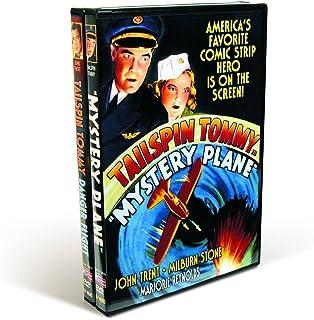 Tailspin Tommy: Danger Flight (1939) / Mystery Plane (1939)