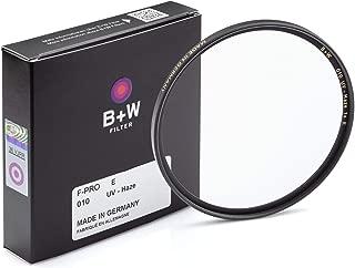 B + W 46mm UV Protection Filter (010) for Camera Lens – Standard Mount (F-PRO), E..
