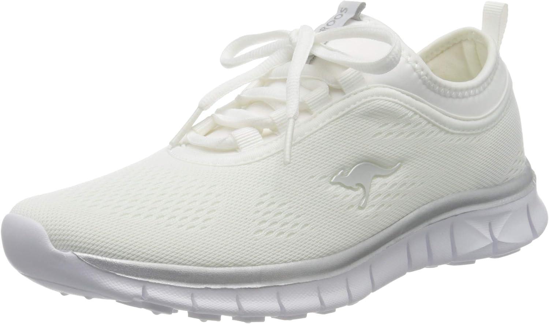 KangaROOS 使い勝手の良い Women's Sneakers Low-Top 新作 人気