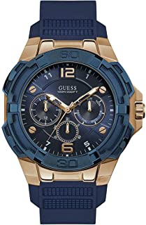 Genesis Quartz Blue Dial Men's Watch W1254G3