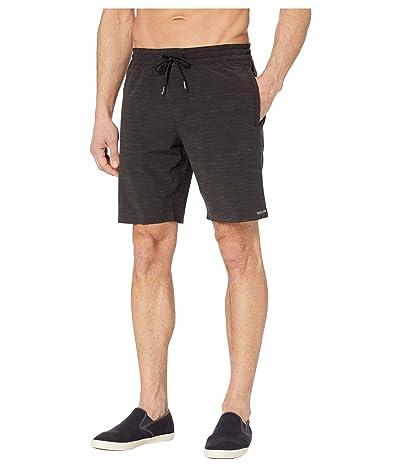 Volcom Packasack Lite 19 Shorts (Black) Men