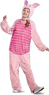 Disguise Winnie The Pooh Piglet Deluxe Adult Costume Onesie