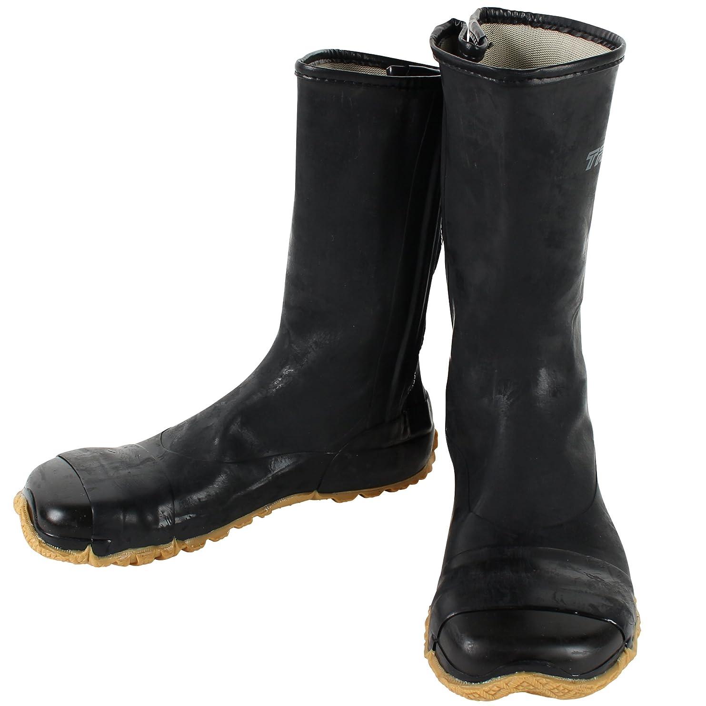 腐食する無意味成熟[マルカツ] トラクターシューズ股付 つま先保護タイプ 安全ゴム足袋 防水作業靴 日本製