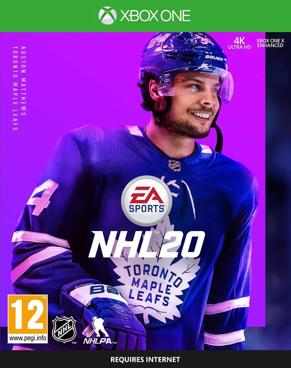 Finally resale start NHL 20 One Xbox Sale