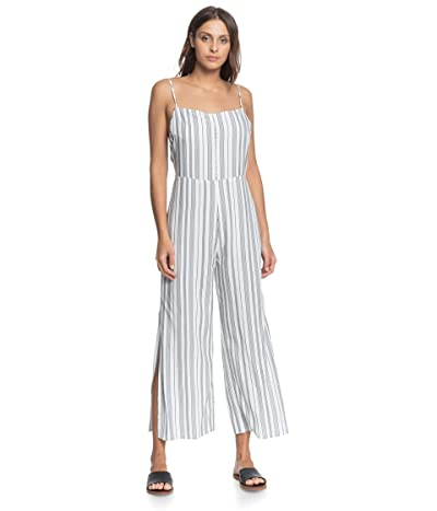 Roxy Feelings Catcher Stripe (Anthracite Beach Stripes) Women