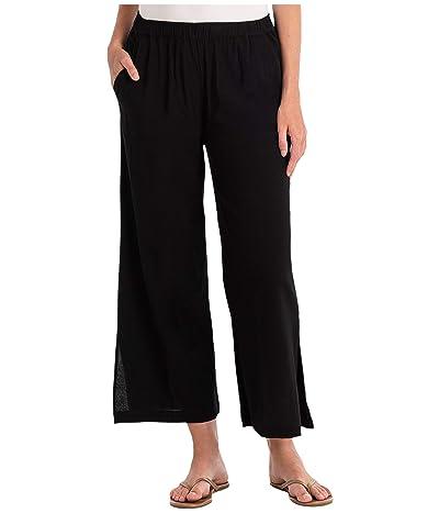 Fresh Produce Avila Capri Pants (Black) Women