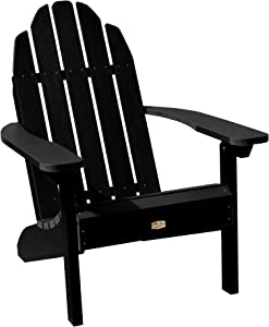 Elk Outdoors EO-CLAS1-ABY The Essential Adirondack Chair, Abyss