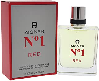 Etienne Aigner Aigner No 1 Red - perfume for men, 100 ml - EDT Spray