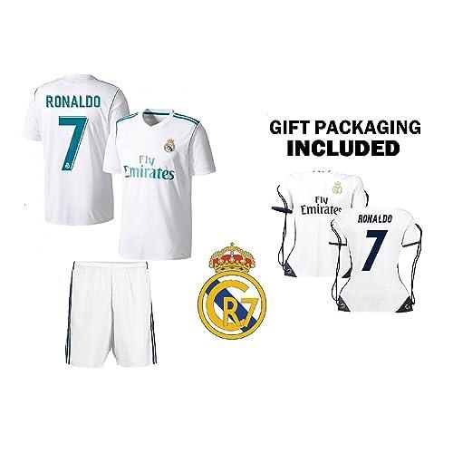 Clothes, Shoes & Accessories Frank Ronaldo Kids 7 Cr7 Juventus Home Kit Socks Shorts Shirt New Kids' Clothes, Shoes & Accs.