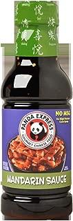Panda Express Chinese Mandarin Teriyaki Sauce (Pack of 2) 20.5 oz Bottles