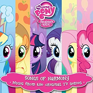 My Little Pony: Friendship is Magic Songs of Harmony