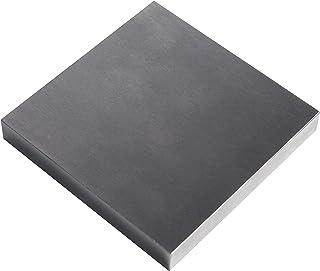 "HimaPro Steel Bench Block 4""x4"" Flat Anvil Jewelers Tool Metal Bench Block for.."