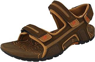 9cfe7c83f Merrell Sandspur Oak Mens Touch Fasten Strap Sport Walking Sandals