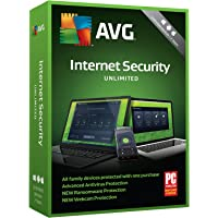 Deals on AVG Internet Security 2019 2 Year PC