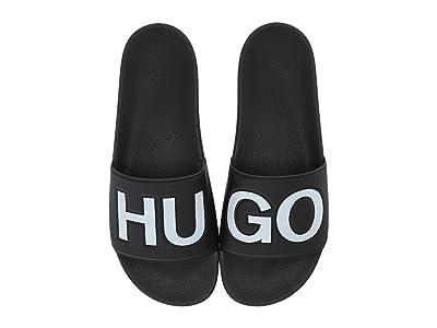 BOSS Hugo Boss Timeout Sandals (Black) Men