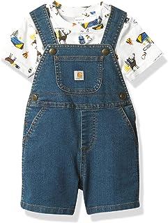Baby Boys' Shortall Set