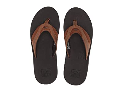 Reef Fanning Leather (Bronze) Men