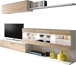 Habitdesign 0F6676BO - Mueble de Comedor, Mueble Salon con