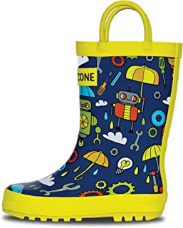 Best robot rain boots Reviews
