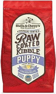 Stella 3.5Lb Raw Coated Puppy Kibble
