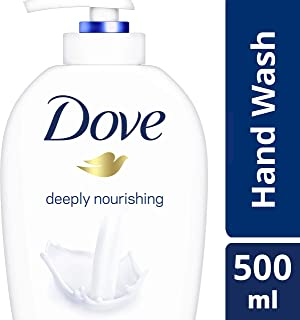 Dove Hand Wash Deeply Nourishing, 500ml