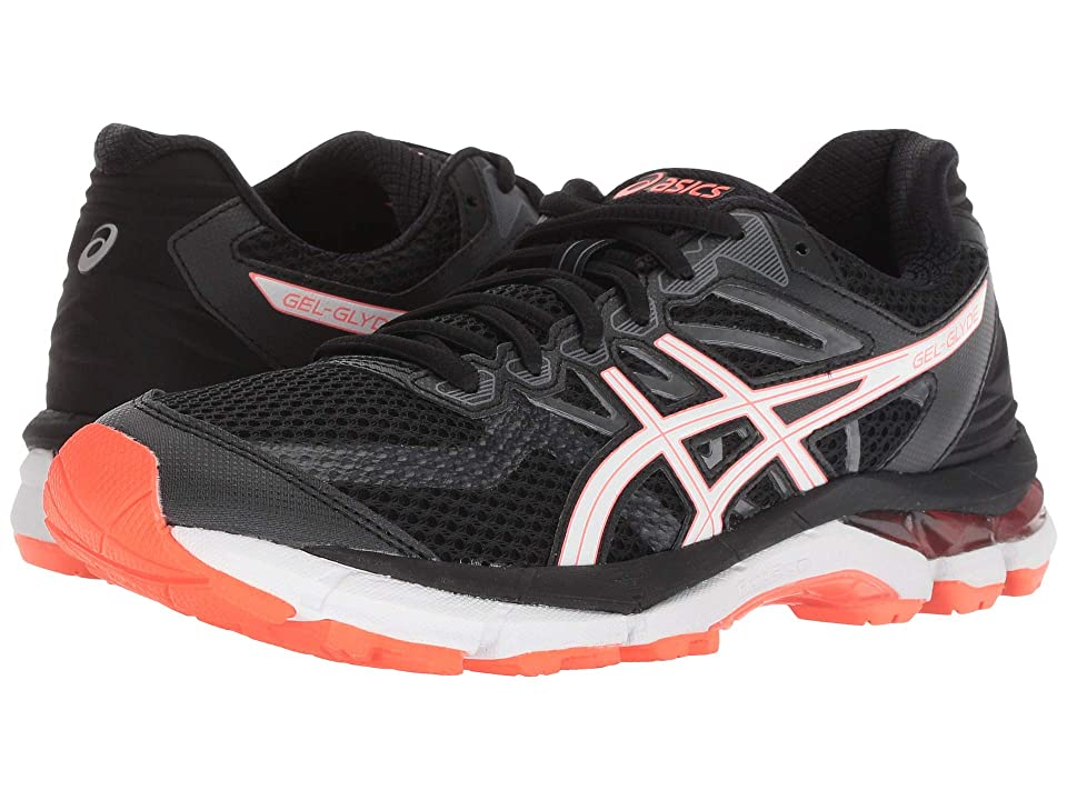 ASICS GEL-Glyde (Black/White/Flash Coral) Women