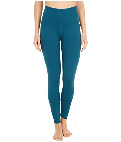 SKECHERS Go Flex Go Walk High-Waist Leggings 2.0 (Teal) Women