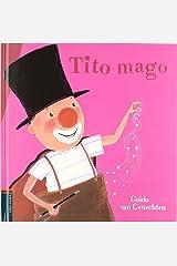 Tito mago (Tito, el payaso) Tapa dura