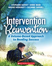 Intervention Reinvention: A Volume-Based Approach to Reading Success