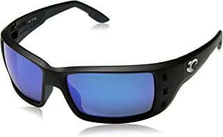 Unisex-Adult Permit PT 11 OBMGLP Polarized Iridium Wrap Sunglasses