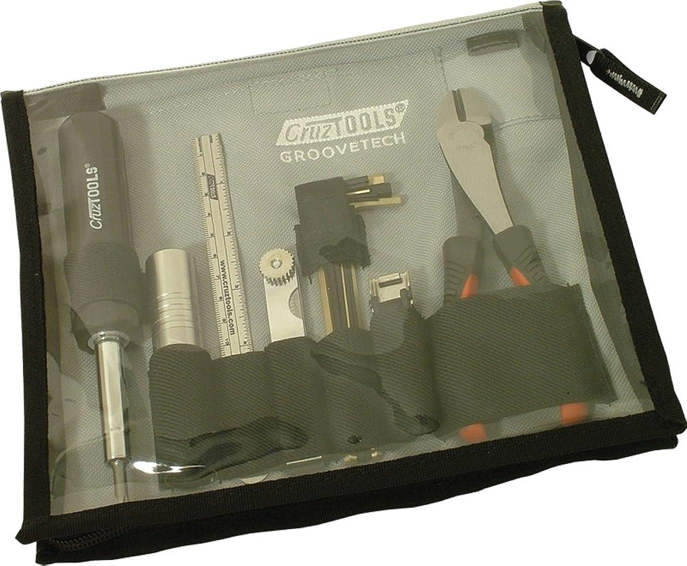 トークネスト改善するGroove Tech Tools ベース用 メンテナンス工具 GrooveTech Bass Tech Kit