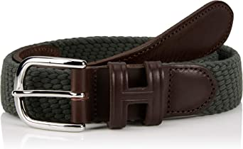 TALLA L. Hackett London Cinturón para Hombre