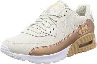 Nike Womens Air Max 90 Ultra SE Light Bone/Light Bone White Running Shoe 7 Women US