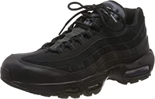 Mens Air Max 95 Essential Leather Textile Trainers