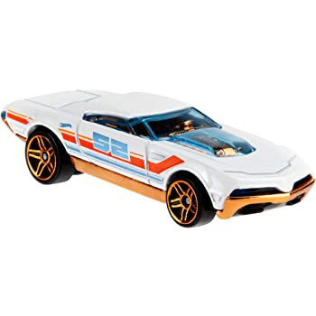 Hot Wheels PERAL & Chrome - Muscle Speeder Car