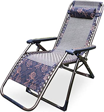 TGJD Zero Gravity Chairs,Patio Outdoor Adjustable Dining Reclining Folding Chairs for Deck Patio Beach Yard