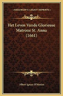Het Leven Vande Glorieuse Matrone St. Anna (1661)
