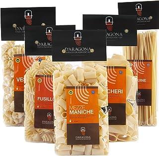Pasta De Cecco 15 pacchi da 1kg misti spaghetti penne fusilli maccheroni 15 kg