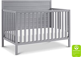 Carter's by DaVinci Morgan 4-in-1 Convertible Crib in Grey | Greenguard Gold Certified