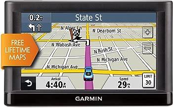 Garmin nüvi 54LM 5-Inch Portable Vehicle GPS with Lifetime Maps (US & Canada)