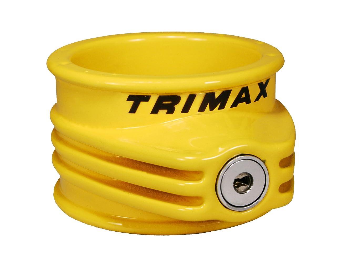 Trimax TFW55 Ultra Tough 5th Wheel Trailer Lock iouihi339905