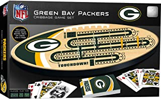 MasterPieces NFL Green Bay Packers Cribbage Game Set