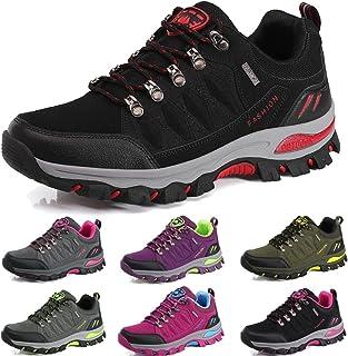 BOLOG Wandelschoenen voor Heren Dames Trainers Niet-slip Draagbaar Comfortabel Schokbestendig Outdoor wandellaarzen