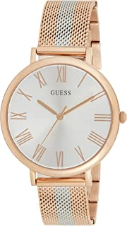 Guess Casual Watch for Women Stainless Steel Band , W1155L4