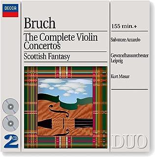 Mejor Max Bruch Violin Concerto de 2021 - Mejor valorados y revisados