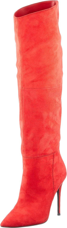 Steve Madden Women's Casual Mid Calf Boot