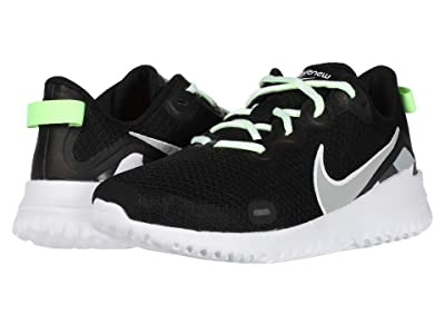 Nike Renew Ride (Black/White/Ghost Green/Light Smoke Grey) Men