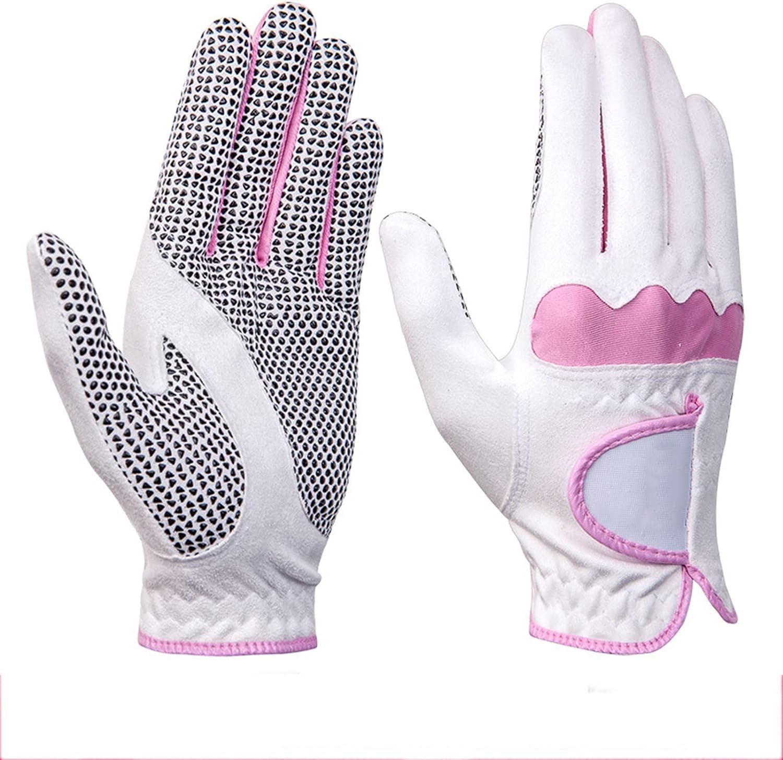GYN Ladies Golf Glove 1 Pair Microfiber Comfortable Grip Soft Wo Long Beach Regular store Mall