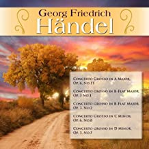 handel concerto in b minor